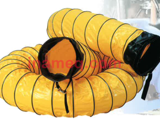 PVC Air Ducting for marine