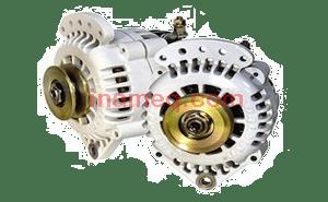 Balmar 6-Series Light Duty Marine Alternator