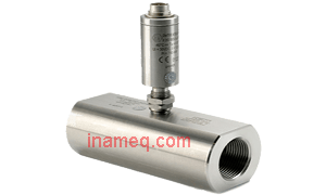 HM HIGH PRESSURE TURBINE FLOW METER