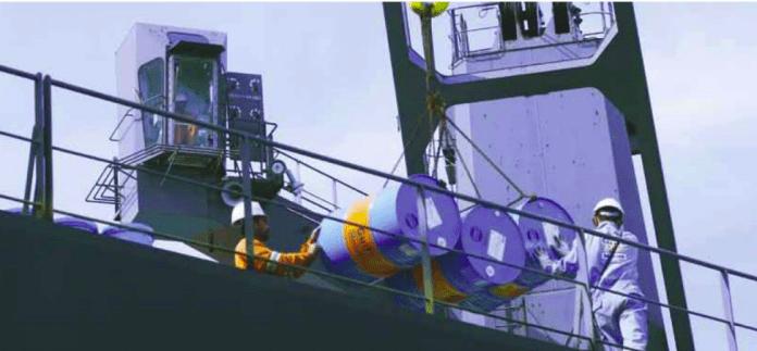 Marine Lubricant System Oils type GulfSea SuperBear 3008