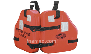 Stearns I223 Work Force II Vest Orange