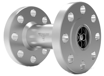 Turbine Flow Meters with Flange Connections