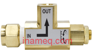 Angled Pressure Limiting Valve for Marine