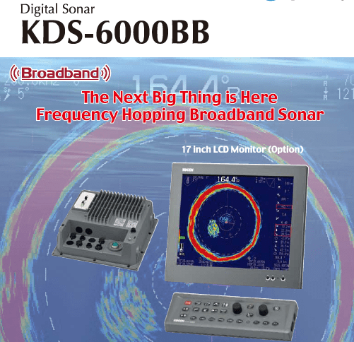 Digital Sonar KDS-6000BB