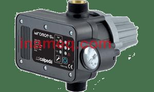Electronic regulator for pumps