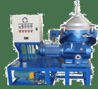 Heavy Ship Diesel Oil Centrifuge Machine