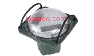Satellite buoy for marine instrument