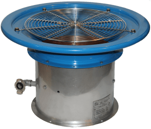 Gas Freeing Fans Type VP950A