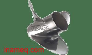 Mercury Propellers type Mirage Plus Propeller