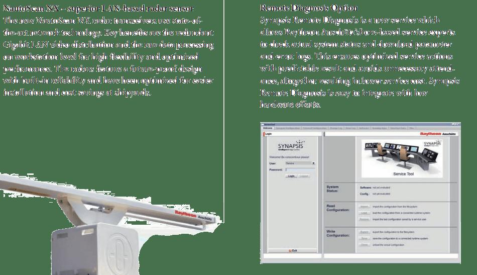 NautoScan NX – superior LAN-based radar sensor and Remote Diagnosis Option
