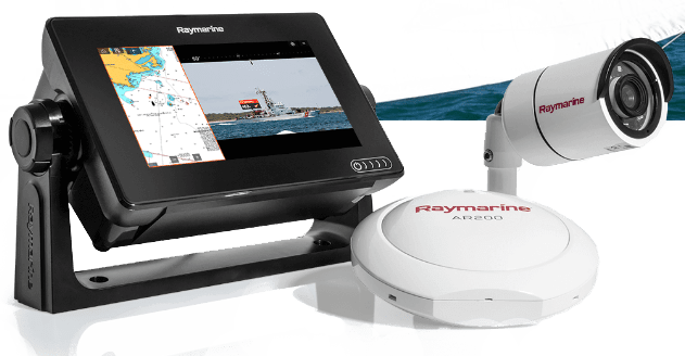 Raymarine, Global Navigation Satellite Systems (GNSS) Receiver