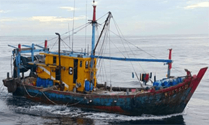 Analisa kapasitas galangan kapal ikan di Indonesia
