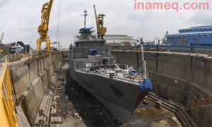 Jenis-jenis dock di galangan kapal