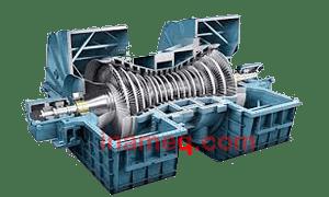 Aplikasi turbin uap di marine