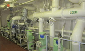 Central Cooling System on Ships