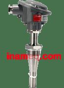 Exhaust gas temperature sensors for marine