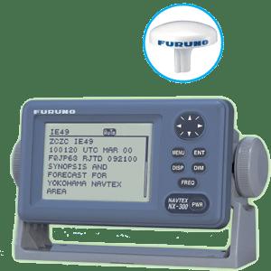 Navtex Receiver Model NX-300 Furuno