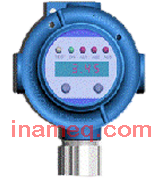 Ship gas detection application