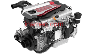 Overview of common rail system of marine engines