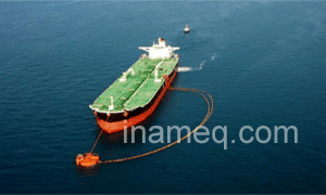 Points for committing cargo quantities in tanker ship