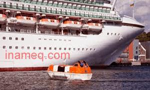 Ship lifeboats types