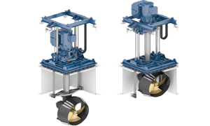 Wartsila Retractable Thrusters