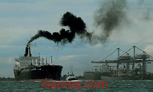Scrubber system in marine industry