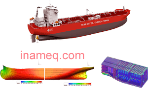 Ship construction of hull design