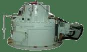 Rotary vane steering gear