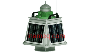 Self-Contained LED Marine Lantern with AIS