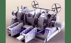 Hydraulic windlass and electric windlass