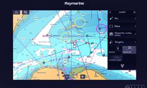 Raymarine Axiom 12
