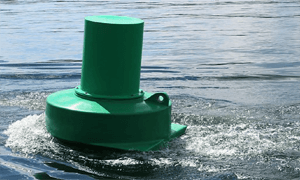 1200mm Diameter Fast Water Buoy (SL-B1200-FW)