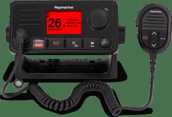 NEW RAY73 VHF RADIO RAYMARINE