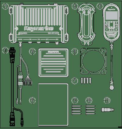 Ray90 PartsList