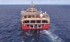 Offshore oil and gas projects in the Asia Pacific