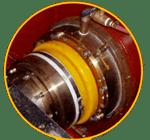 TG100 Seal Thordon bearing