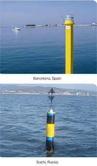 2-3NM Solar Marine Lantern (SL-60) Application