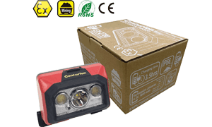 IMPA 330618 Explosion Proof Intrinsically Safe Rechargeable Head Light