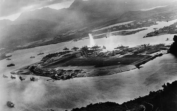 Pearl Harbor 12/7/1941