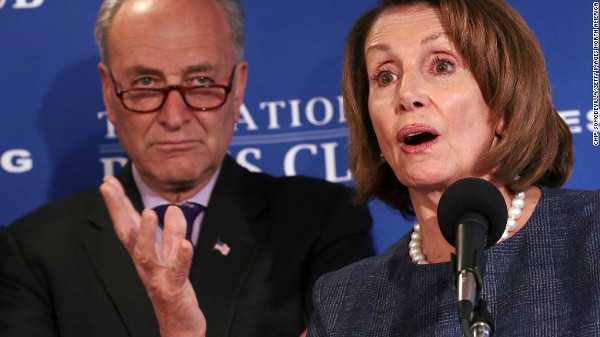 Top Democrats hope America loses