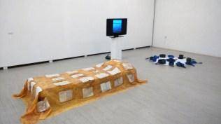 Exhibition hall: Eli Acheson-Elmassry
