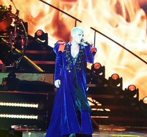 In and Out of Vegas, Pink, T-Mobile Arena