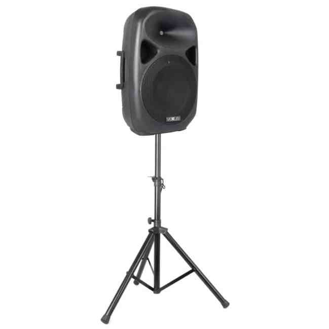 PA Speaker Hire - Speaker and Stand