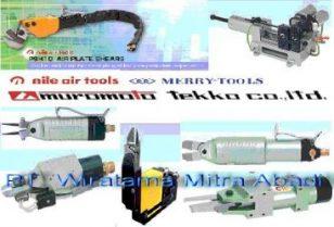 CP Series Air Cutter Nile Muramoto Teko