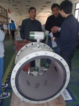 Flowmeter Air untuk Ukuran Pipa besar