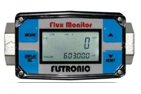 Sanitary Turbine Flow Meter