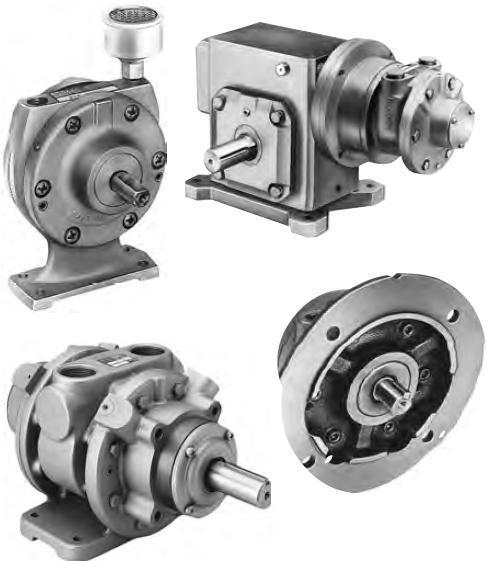Air Motor / Pneumatic Motor / Air Gearmotor