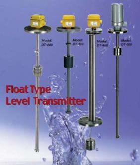 Float level transmitter