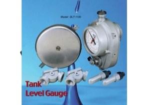 Fine Tek Level Sensor gauge